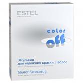 Эмульсия для удаления краски с волос Estel Color Off Emulsion