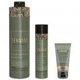 Шампунь для волос и тела Estel Alpha Homme Genwood Forest Shampoo