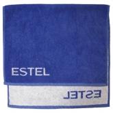 Полотенце Estel полотенце махровое с логотипом