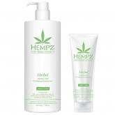 Кондиционер растительный укрепляющий Hempz Herbal Healthy Hair Fortifying Conditioner