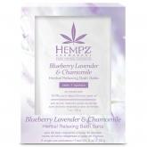 Соль для ванны расслабляющая Hempz Blueberry Lavender And Chamomile Herbal Relaxing Bath Salts