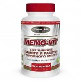 Витамины Fitness and Life витамины для мозга Memo-Vit