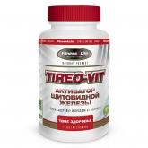 Витамины Fitness and Life витамины для щитовидной железы Tireo-Vit