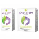 Витамины Секреты Долголетия витамины для облегчения климактерических симптомов  Фемо-клим