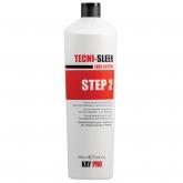 Выпрямляющий крем с кератином KayPro Liss System Tecni-Sleek Step 2 Cream