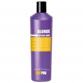 Шампунь с сапфиром для придания яркости KayPro Special Care Blonde Shampoo