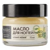 Масло Mi and Ko масло для ногтей Иланг-иланг укрепляющее и отбеливающее