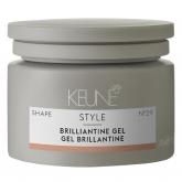 Гель бриллиантин Keune Style Brilliantine Gel
