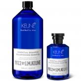 Универсальный шампунь для волос и тела Keune 1922 Essential Shampoo