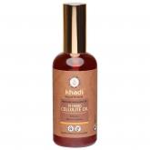 Антицеллюлитное масло для тела Khadi Naturprodukte 10 Herbs Cellulite Oil