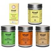 Порошок-маска Khadi Naturprodukte порошок-маска для волос
