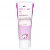 Гель Dr. Wild гель для зубов и десен Эмофлуор