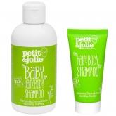 Шампунь-гель для душа для младенцев Petit and Jolie Baby Hair And Body Shampoo