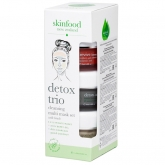 Набор масок для лица Skinfood New Zeland Detox Trio Cleansing Multi Mask Set