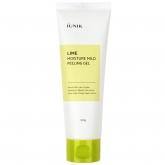 Пилинг-гель для лица Iunik Lime Moisture Mild Peeling Gel