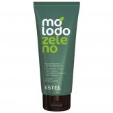 Гель для душа с хлорофиллом Estel Molodo Zeleno Shower Gel