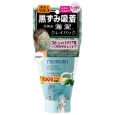 Крем-маска BCL крем-маска для лица с белой глиной, коралловой пудрой и морскими водорослями Tsururi