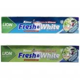 Паста зубная Lion Thailand Fresh And White Toothpaste