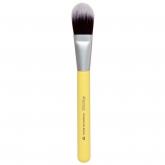 Кисть Benecos кисть для основы под макияж цветная