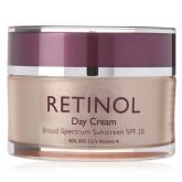 Дневной антивозрастной увлажняющий крем с ретинолом Retinol Day Cream SPF20