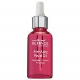 Антивозрастной комплекс для лица на основе 9 питательных масел Retinol Anti-Aging Facial Oil