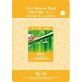 Листовая маска с муцином Mijin Cosmetics Snail Essence Mask