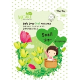 Улиточная маска с муцином Mijin Cosmetics MJ CARE Daily Dewy Snail Mask Pack