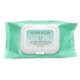 Очищающие салфетки Missha Super Aqua All-in-one Cleansing Oil in Tissue
