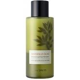 Очищающее оливковое средство для губ и глаз The Saem Marseille Olive Moisture Lip & Eye Remover