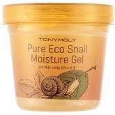 Гель с улиточным экстрактом  Tony Moly  Pure Eco Snail Moisture Gel