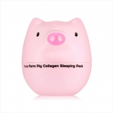 Ночная маска для лица коллагеновая Tony Moly Pure Farm Pig Collagen Sleeping Pack