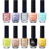 Гель-лак для ногтей The Face Shop Face It Gel Touch Nails