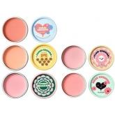 Румяна кушон парфюмированные The Face Shop Lovely Meex Pastel Cushion Blusher