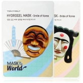 Гидрогелевая маска для лица Tony Moly Mask In The World Hydrogel
