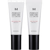 СС-крем Missha M Perfect Skin Tone CC Cream SPF 30