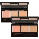 Палитра консилеров для макияжа Missha Closing Cover Palette Concealer