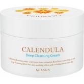 Очищающий крем Missha Calendula Deep Cleansing Cream