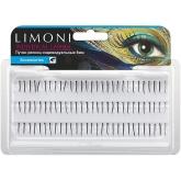 Пучки ресниц индивидуальные черные Limoni Individual Lashes