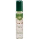 Очищающее масло для жирной кожи головы Welcos Legitime Deep Clean Scalp Oil