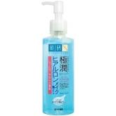Средство для снятия макияжа с гиалуроновой кислотой Hada Labo Gokujyun Hyaluronic Liquid Makeup Cleansing
