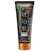 Увлажняющая крем-пенка с янтарной кислотой Yamano Kohaku Hada Cleansing Face Wash