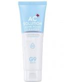 Пенка для умывания против акне Berrisom AC Solution Acne Foam Cleanser