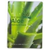 Маска для лица с экстрактом алоэ The Yeon Real Sauce Aloe Moisture Mask