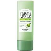 Маска для лица с экстрактом зеленых яблок Skinfood Fresh Apple Pore Pack