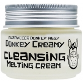 Очищающее масло-крем Elizavecca Donkey Creamy Cleansing Melting Cream
