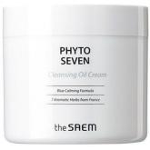 Очищающий крем-масло с фито-комплексом The Saem Phyto Seven Cleansing Oil Cream