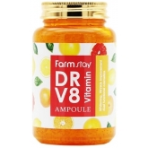 Сыворотка-желе с витаминами FarmStay DR-V8 Vitamin Ampoule