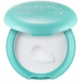 Прозрачная крем – пудра Scinic All Day Fine Pore No Sebum Jelly Pact