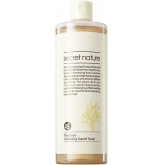 Универсальное жидкое мыло для лица и тела с нарциссом Secret Nature Narcissus Cleansing Liquid Soap