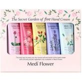 Набор кремов для рук Medi Flower The Secret Garden of Five Hand Cream Set